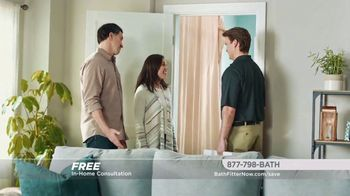 Bath Fitter TV Spot, 'Wow Moment: 50 Percent Off'