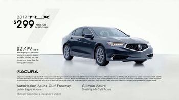 2019 Acura TLX TV Spot, 'Designed: H-Town' Song by The Ides of March [T2] - Thumbnail 8