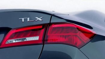 2019 Acura TLX TV Spot, 'Designed: H-Town' Song by The Ides of March [T2] - Thumbnail 1