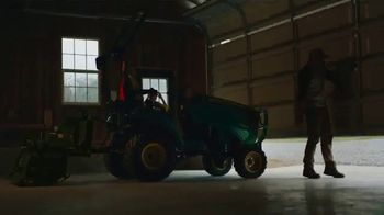 John Deere 1 Series TV Spot, 'Change Your Plans' - Thumbnail 1