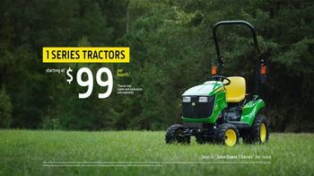 John Deere 1 Series TV Spot, 'Change Your Plans' - Thumbnail 10