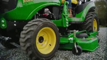 John Deere 1 Series TV Spot, 'Change Your Plans' - Thumbnail 5
