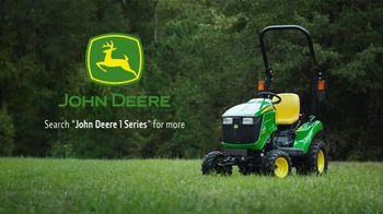 John Deere 1 Series TV Spot, 'Change Your Plans' - Thumbnail 9