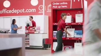 Office Depot OfficeMax Buy Two Get One Free TV Spot, 'For the Team' - Thumbnail 1
