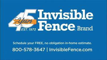 Invisible Fence TV Spot, 'Keeping Them Safe in Your Home' - Thumbnail 10