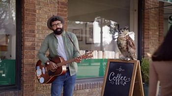 America\'s Best Contacts and Eyeglasses TV Spot, \'Street Performer\'