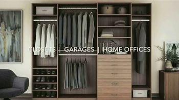 Closets by Design TV Spot, 'Imagine' - Thumbnail 2