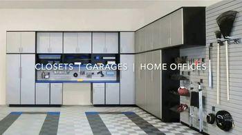 Closets by Design TV Spot, 'Imagine' - Thumbnail 3
