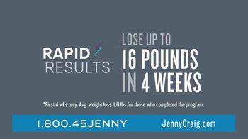 Jenny Craig Rapid Results TV Spot, 'Brittany, Jessica and Shiella: 85 Percent' - Thumbnail 2
