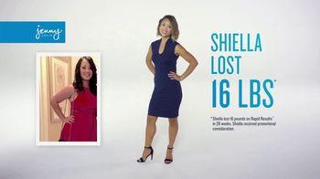Jenny Craig Rapid Results TV Spot, 'Brittany, Jessica and Shiella: 85 Percent' - Thumbnail 8
