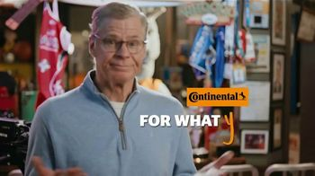 Continental Tire TV Spot, 'For What Dan Does: Fun' Featuring Dan Patrick - Thumbnail 10