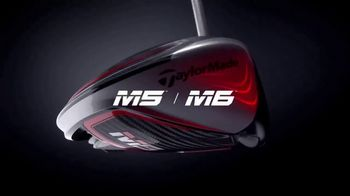 TaylorMade M5 and M6 Drivers TV Spot, 'Perfecting Speed' - Thumbnail 9