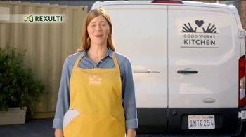 REXULTI TV Spot, 'Good Works Kitchen' - Thumbnail 9