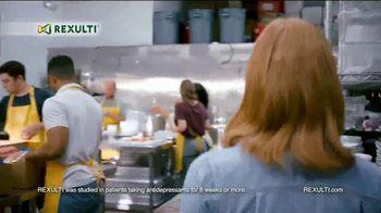 REXULTI TV Spot, 'Good Works Kitchen' - Thumbnail 4