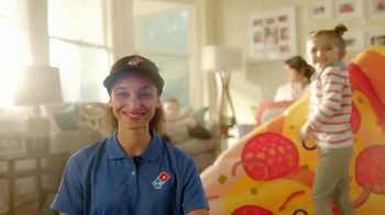 Domino's App TV Spot, 'Poetic Pies' [Spanish] - Thumbnail 6