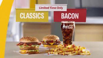 McDonald's Classics With Bacon TV Spot, 'Some Think' - Thumbnail 10