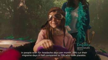 Emgality TV Spot, 'Pirates' - Thumbnail 6