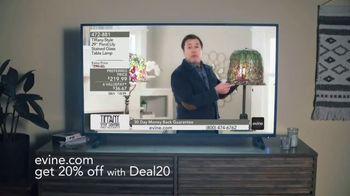 Evine TV Spot, 'Get 20 Percent Off' - Thumbnail 1