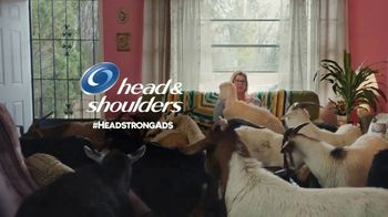 Head & Shoulders Super Bowl 2019 TV Spot, 'Get Your Goat Rentals' - Thumbnail 10