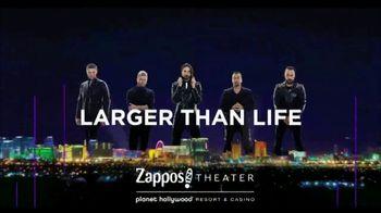 Backstreet Boys Larger than Life Las Vegas Residency TV Spot, 'Zappos! Theater' - Thumbnail 7