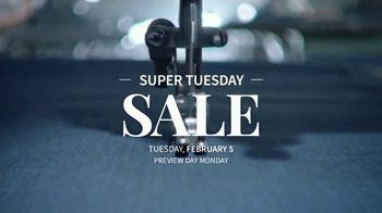 JoS. A. Bank Super Tuesday Sale TV Spot, 'February 2019: Suits, Dress Shirts and Clearance' - Thumbnail 1