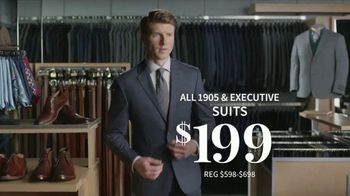 JoS. A. Bank Super Tuesday Sale TV Spot, 'February 2019: Suits, Dress Shirts and Clearance' - Thumbnail 3