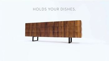 Scan Design TV Spot, 'Holds Your Dishes and Your Attention' - Thumbnail 6