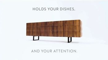 Scan Design TV Spot, 'Holds Your Dishes and Your Attention' - Thumbnail 7