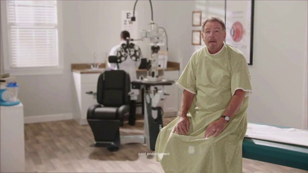HealthMarkets Insurance Agency TV Commercial, 'Just Smile' Featuring Bill Engvall