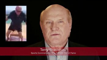 ALS Association TV Spot, '2014 Ice Bucket Challenge' Featuring Terry Bradshaw - Thumbnail 2
