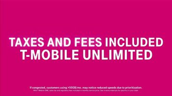 T-Mobile Unlimited TV Spot, 'The Struggle Is Real' Song by Hot Chocolate - Thumbnail 10