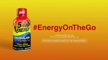 5-Hour Energy TV Spot, 'Energy on the Go' - Thumbnail 9