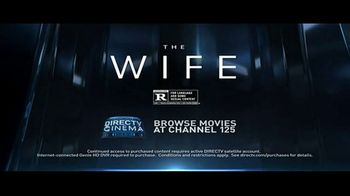 DIRECTV Cinema TV Spot, 'The Wife' - Thumbnail 8