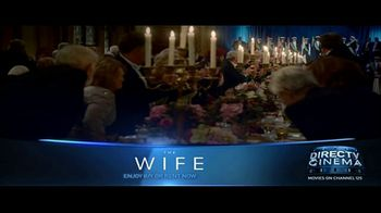 DIRECTV Cinema TV Spot, 'The Wife' - Thumbnail 2