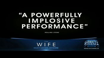 DIRECTV Cinema TV Spot, 'The Wife' - Thumbnail 4