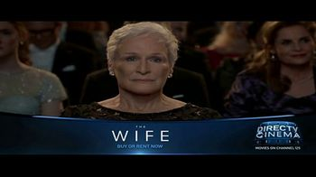 DIRECTV Cinema TV Spot, 'The Wife' - Thumbnail 7
