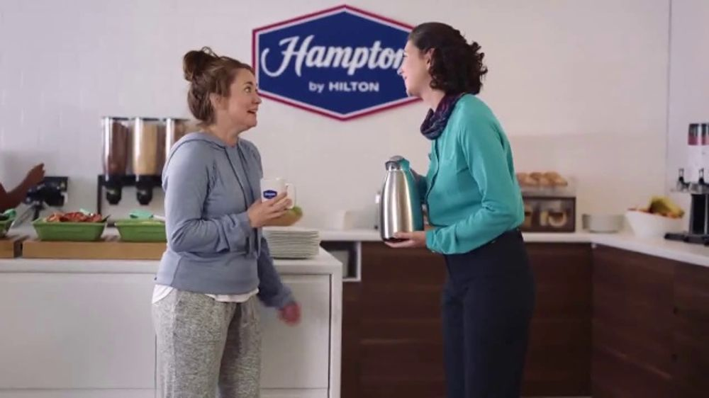 Hampton Inn & Suites TV Commercial, 'Close Call' Song by Len