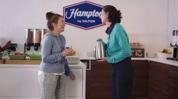 Hampton Inn & Suites TV Spot, 'Close Call' Song by Len