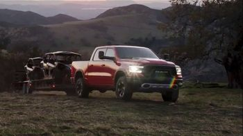 Ram Truck Month TV Spot, 'Lead or be Led: Capability' [T1]