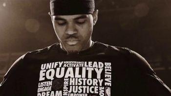 NBA Voices TV Spot, 'Grateful for the Sacrifices' Featuring C.J. McCollum, Blake Griffin, Kyle Lowry - Thumbnail 6