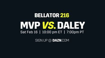 DAZN TV Spot, 'Bellator 216: MVP vs. Daley' - Thumbnail 10