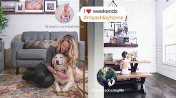 Ashley HomeStore TV Spot, 'My Ashley Home' Song by Midnight Riot - Thumbnail 8
