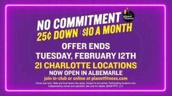 Planet Fitness No Commitment Sale TV Spot, '25 Cents Down' - Thumbnail 9