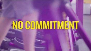 Planet Fitness No Commitment Sale TV Spot, '25 Cents Down'