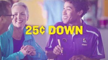 Planet Fitness No Commitment Sale TV Spot, '25 Cents Down' - Thumbnail 5