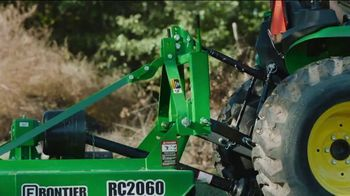 John Deere 3E Series TV Spot, 'Into Your Land'