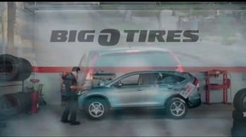 Big O Tires TV Spot, 'Rolling Thunder: $70 Off Michelin and Rebate' - Thumbnail 4