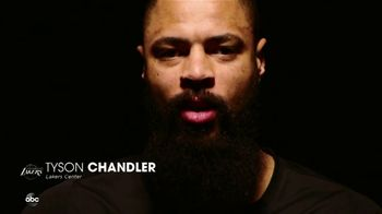 NBA TV Spot, 'ABC: Black History Month' Featuring Tyson Chandler - 1 commercial airings
