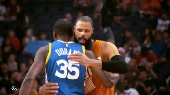 NBA TV Spot, 'ABC: Black History Month' Featuring Tyson Chandler - Thumbnail 3