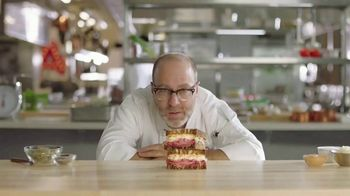 Arby's Reuben TV Spot, 'I Want to Show You Something' Featuring H. Jon Benjamin, Song by YOGI - Thumbnail 1